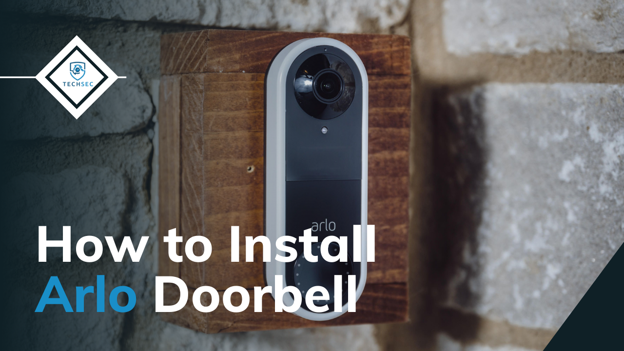 how to install arlo doorbell